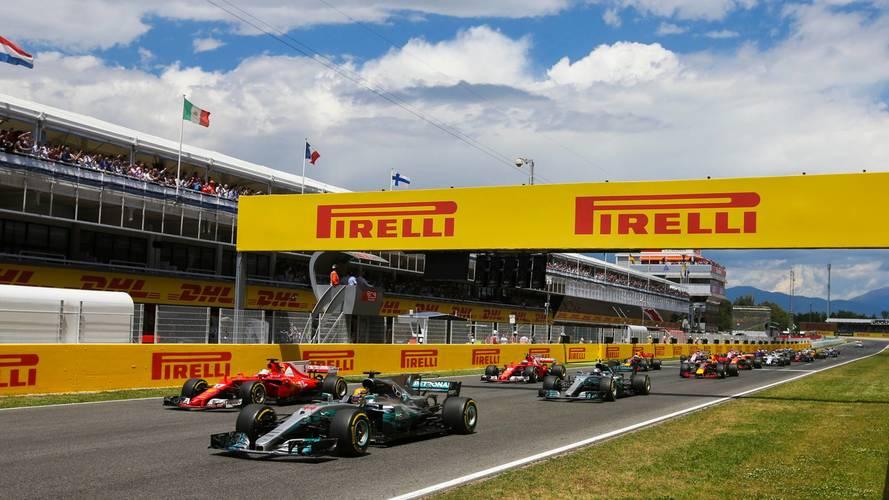 La Fórmula 1 anuncia sus nuevos horarios para 2018