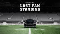 Mercedes-Benz Last Fan Standing Campaign