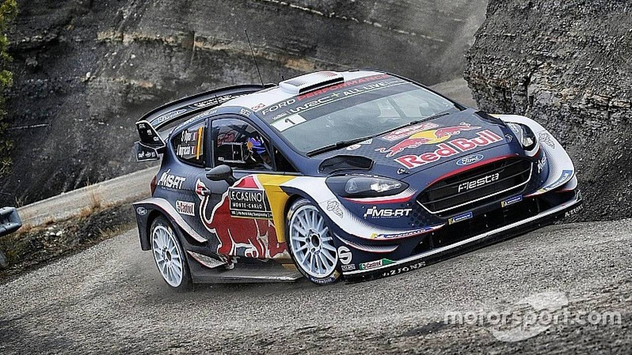 s bastien ogier rallye monte carlo 2018 photos. Black Bedroom Furniture Sets. Home Design Ideas