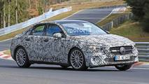 Mercedes-Benz A-Class Spy Photo