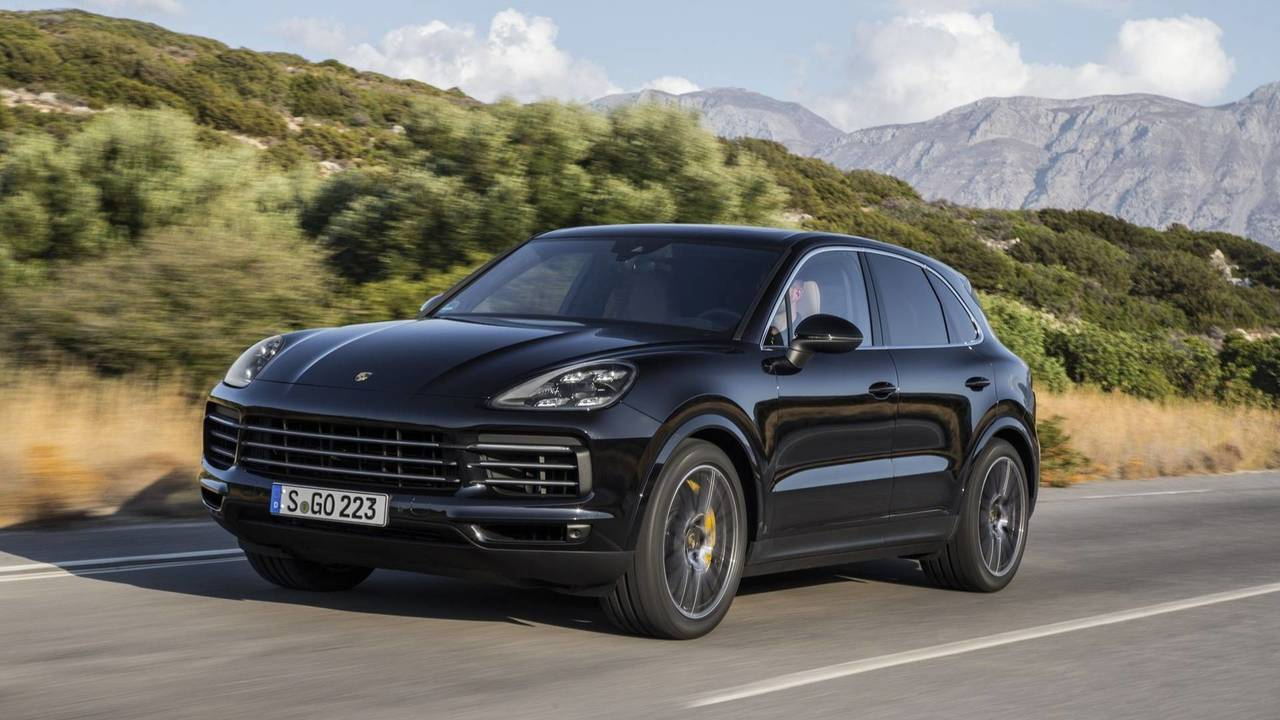 essai porsche cayenne s 2018 photos. Black Bedroom Furniture Sets. Home Design Ideas