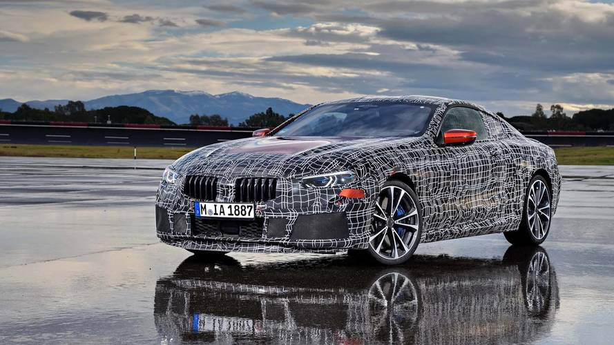 BMW 8 Series Will Debut On June 15 At Le Mans