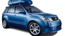 Suzuki Live Series Concept Vehicles at California Auto Show