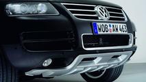 New Volkswagen Touareg Kong