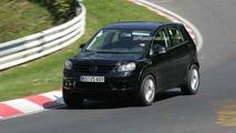 VW Beduin SUV spy photos