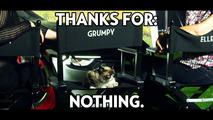 Opel Grumpy Cat Calendar