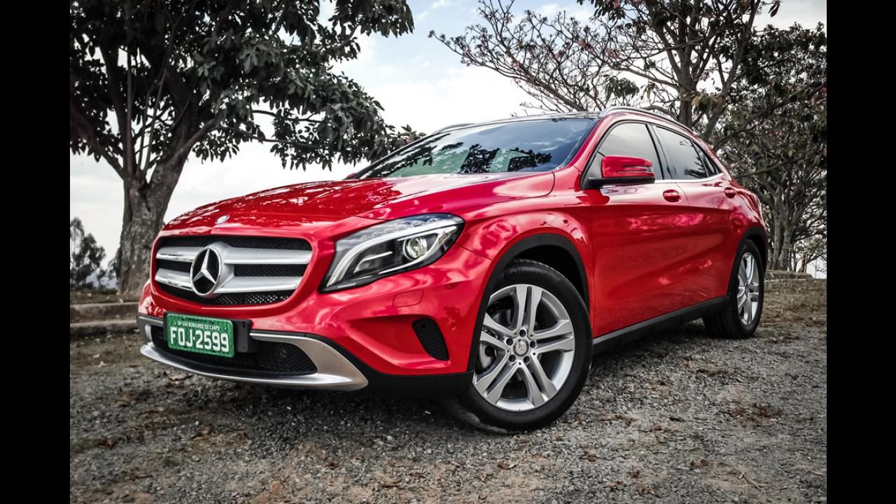 Mercedes bate recorde de vendas no 1º semestre no Brasil; Classe C é carro-chefe