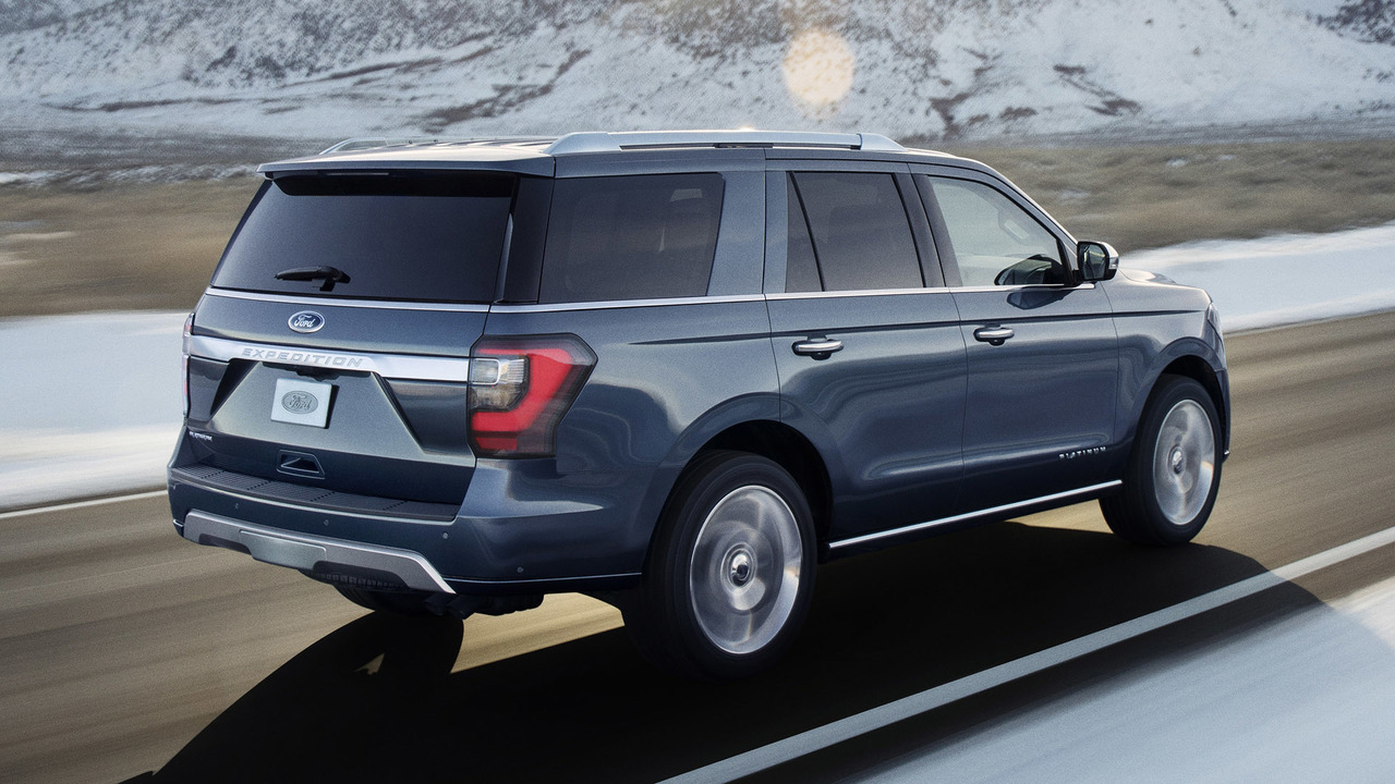 2018 Expedition Release Date >> VWVortex.com - All-new 2018 Ford Expedition revealed - Aluminum-bodied and Ecoboost-only