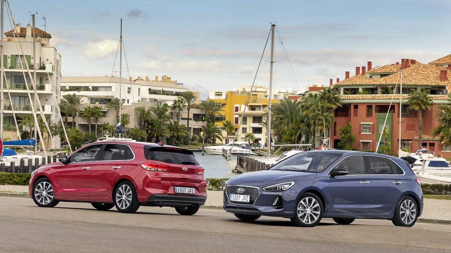 Primera prueba Hyundai i30 2017, corriente europea
