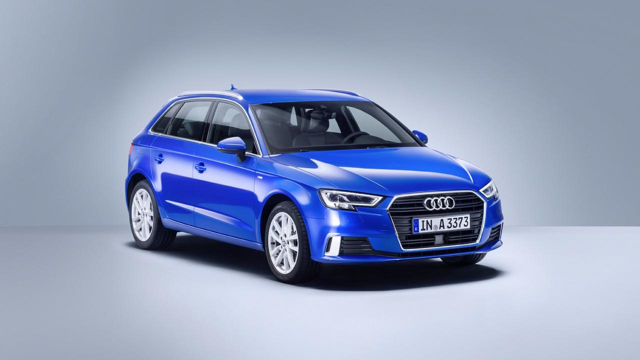 Audi A3 jenerasyonları