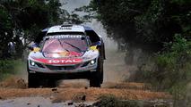 Sebastien Loeb Peugeot 3008 DKR
