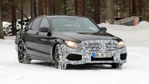 2019 Mercedes-AMG C43 Sedan Spy Photos