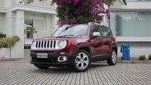 Volta Rápida Jeep Renegade EVO Limited