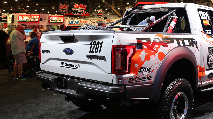 2017 Ford F 150 Raptor For Baja 1000 Is Basically Stock