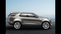 Flagra: sucessor do Discovery 4, novo Land Rover Discovery 2017 é pego na rua