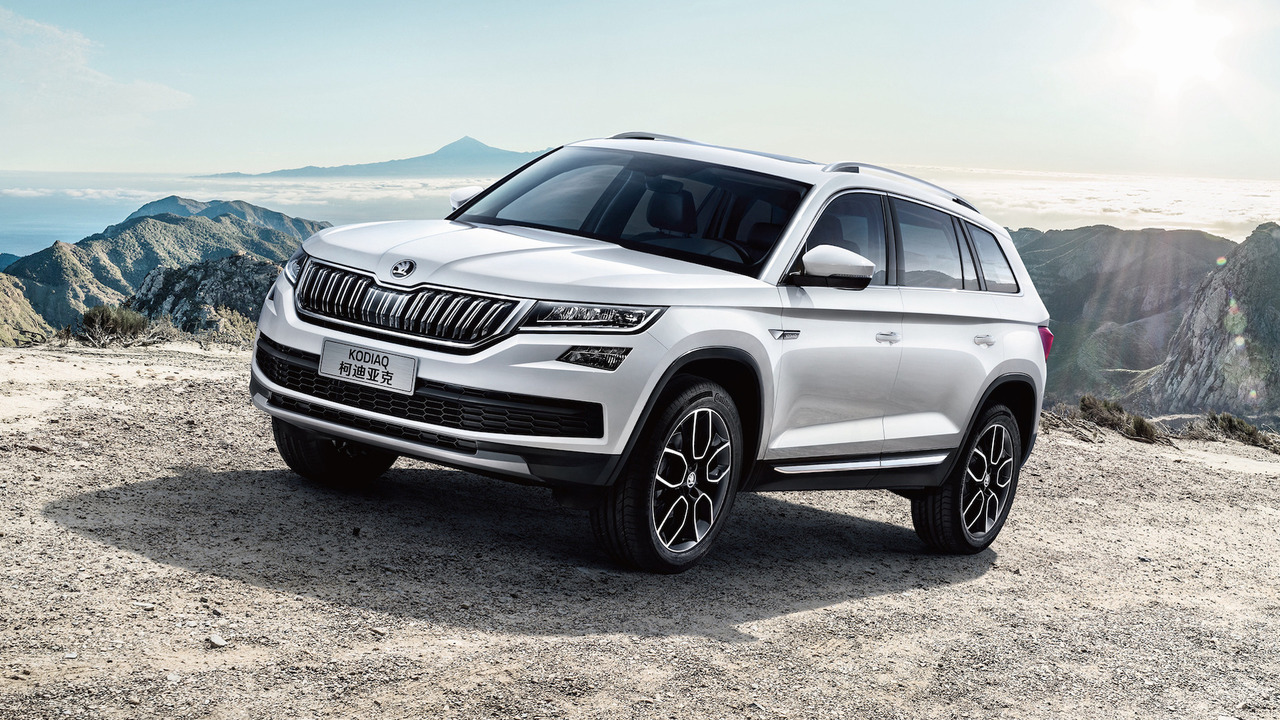 Skoda Kodiaq To Cost From 163 21 495 In U K