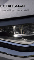 Renault TALISMAN headlight