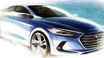 2016 Hyundai Elantra (Avante) teaser