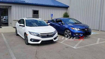 2016 Honda Civic Sedan and ninth-gen Civic Coupe