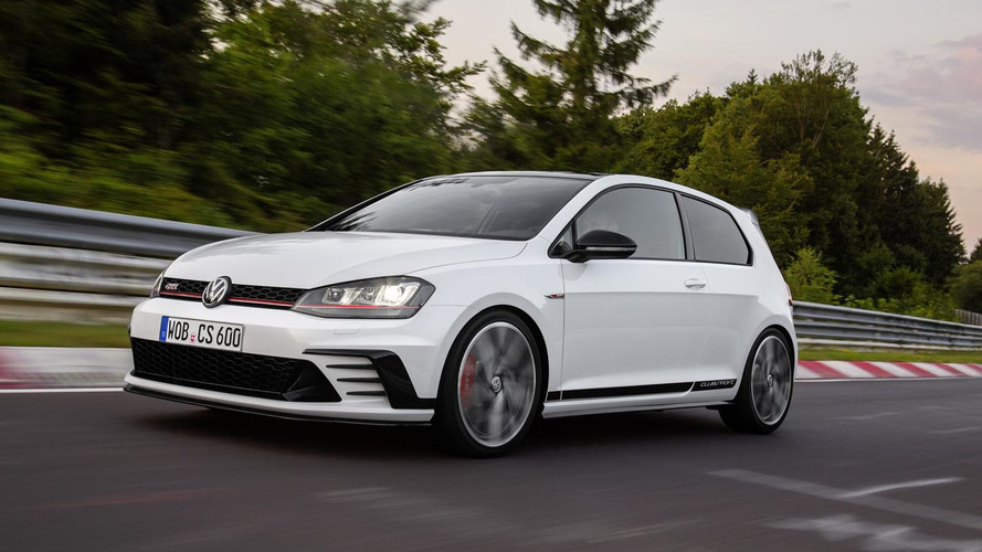 Lightweight VW Golf GTI Clubsport reportedly headed for Wörthersee