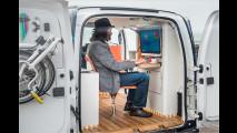 Nissan e-NV200 als Büro