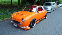 1992 Nissan Figaro Show Car