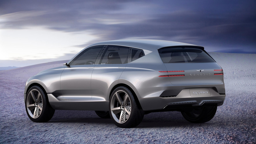 Genesis GT Coupe, GV SUV Nameplates Surface In Trademark Filings