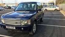 George Michael's Range Rover
