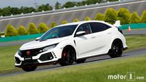 Nouvelle Honda Civic Type R (2017): Les photos de notre essai