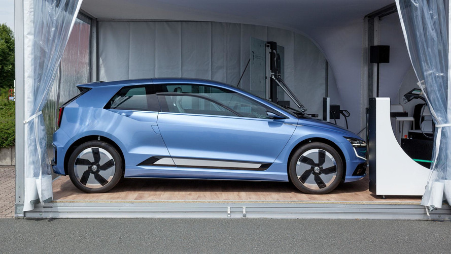Volkswagen releases Gen.E research vehicle as possible Golf preview