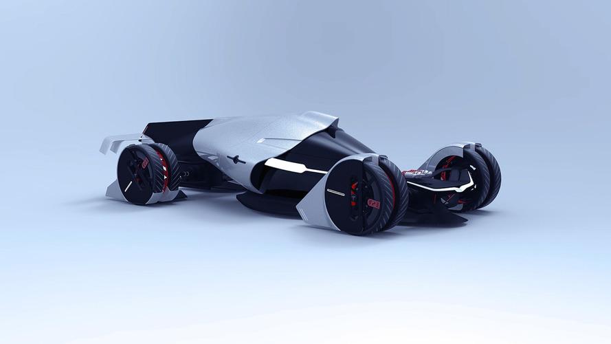 Tesla T1 Concept ile elektrikli bir Le Mans yarışçısı hayal ediliyor
