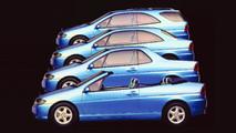 Mercedes Vario Research Car 1995