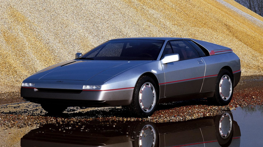 1984 Ford Maya: Concept We Forgot