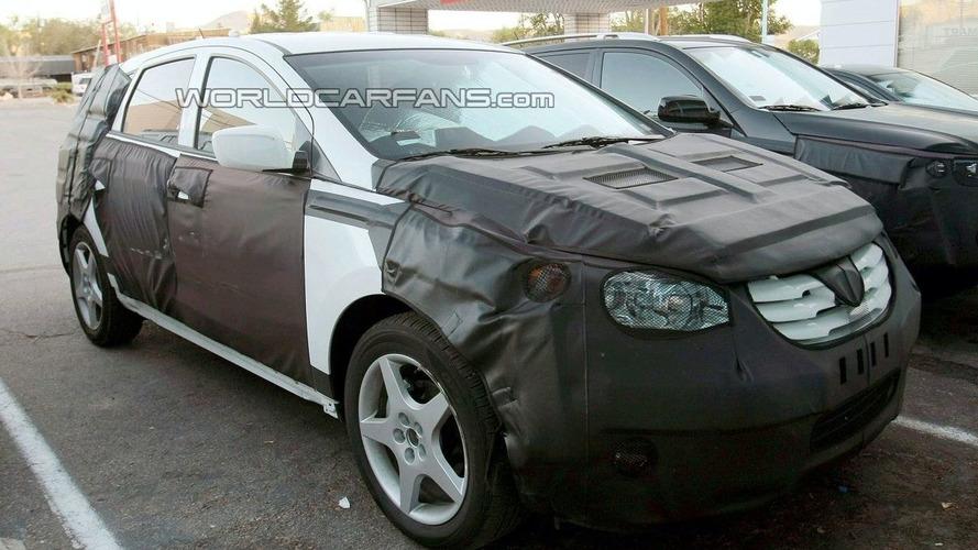 All-New Hyundai Portico Spied