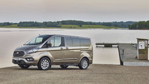 Ford Tourneo Custom makyaj