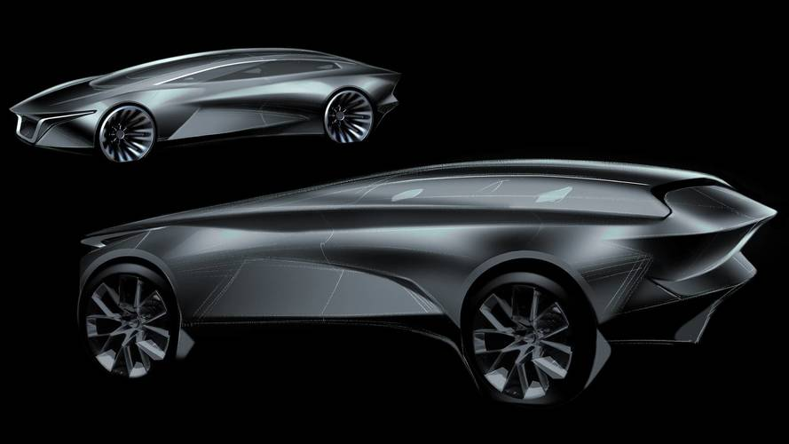 Confirmed: Lagonda will reveal an electric SUV in 2021