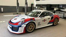 Porsche 911 GT2 RS Martini Racing 2018
