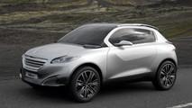 2010 Peugeot HR1 concept
