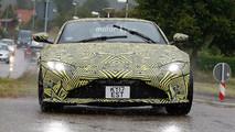 2018 Aston Martin Vantage casus fotoğraflar