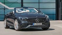 Mercedes Classe S Cabriolet 2017
