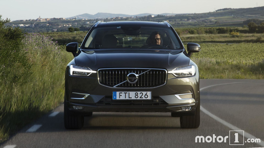 Volvo XC40 vs Volvo XC60