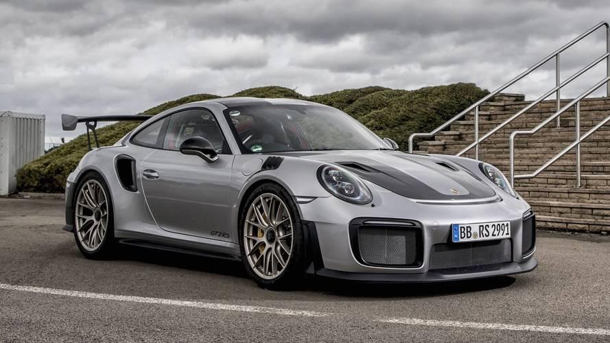 Vidéo - Porsche dévoile les secrets de sa 911 GT2 RS 2018