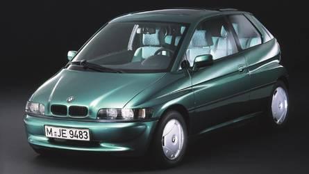 Unuttuğumuz Konseptler: 1991 BMW E1
