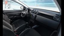 2018 Dacia Duster resmi fotoğraflar