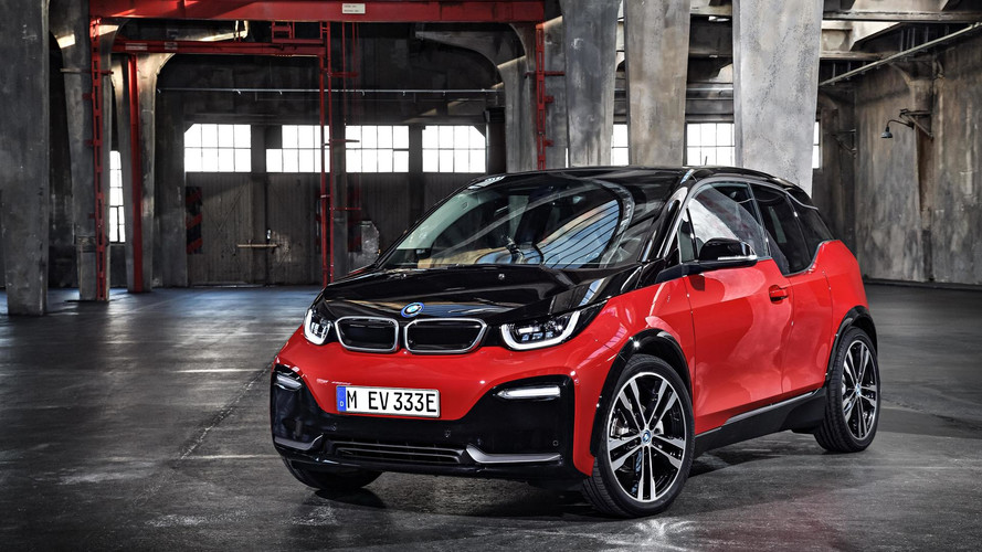 lan amento bmw i3 2018 ganha retoques visuais e vers o esportiva. Black Bedroom Furniture Sets. Home Design Ideas