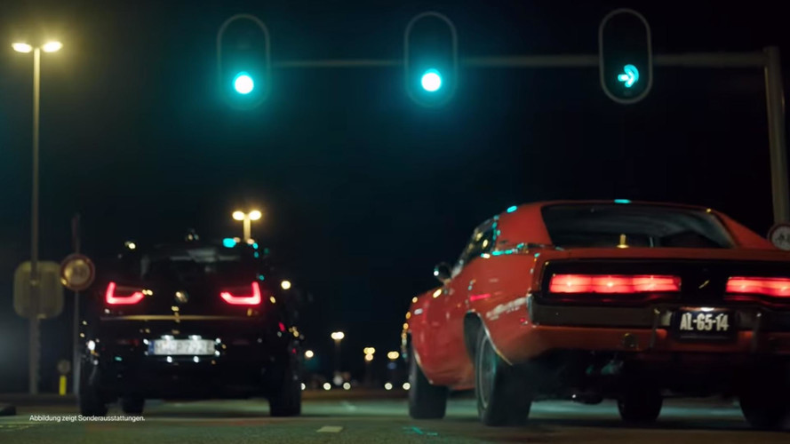 Australians ban electric BMW advert for promoting drag racing