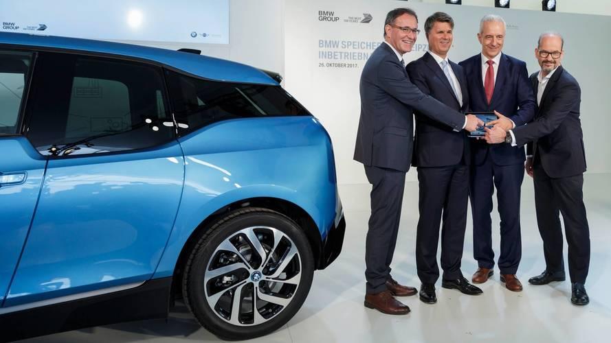 BMW a produit 100'000 exemplaires de i3