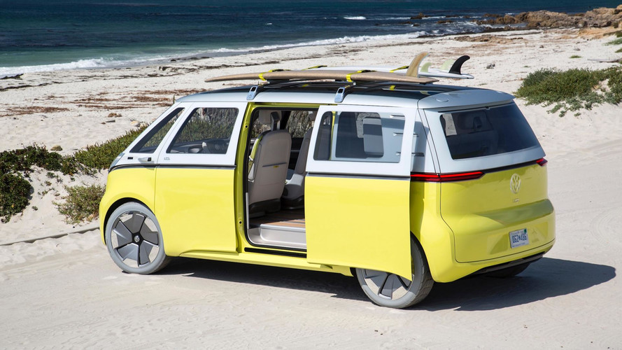The VW Microbus Is Coming Back – As An EV!