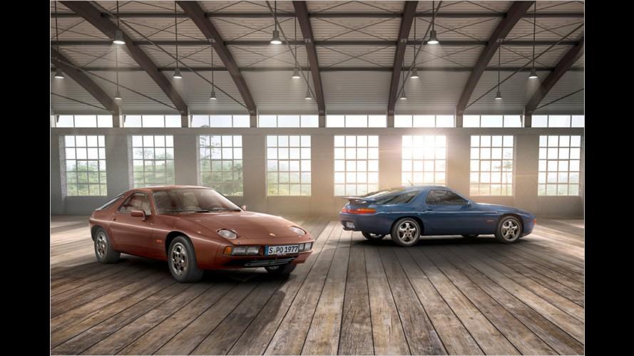 40 Jahre Porsche 928