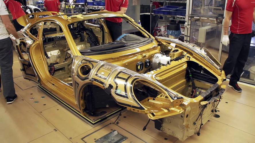 L'éveil de la Porsche 911 Turbo S Exclusive Series en vidéo
